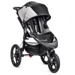 Baby Jogger Summit X3 Black/Grey hybrid jogger/stroller with 3 wheels