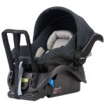 Steelcraft Travel System Baby Capsule Black Linen
