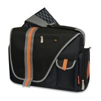Fisher Price Deluxe Messenger Nappy Bag