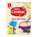 Nestlé CERELAC Oats with Prune 200g Box from 6 months