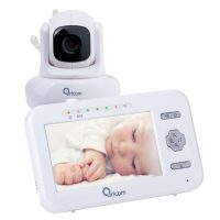 Oricom Secure850 Digital Video Baby Monitor w/ Pan-Tilt Camera