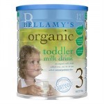 Bellamy's Organic Step 3 Toddler Milk Drink from 1 year 900g can