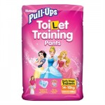 Pack of 13 Huggies Pull-Ups Toilet Training Pants Early Stage Trainers for Girls 14-18kg