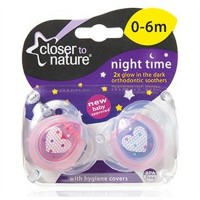 Tommee Tippee Closer to Nature Night Time Soother