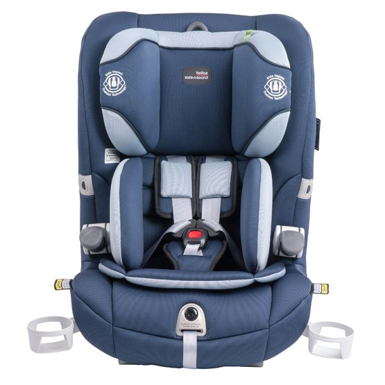 Midnight Navy Britax Safe N Sound Maxi Guard PROTM Harnessed Car Seat With