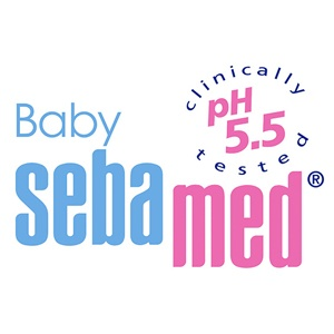 Baby Sebamed Logo - pH 5.5 - Clinically Tested