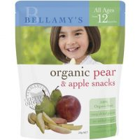 Bellamy's Organic Snacks 12m+