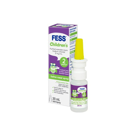 FESS® Children's Nasal Spray
