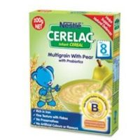 Nestlé CERELAC Multigrain with Pear