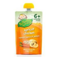 Rafferty's Garden Baby Puree 6m+
