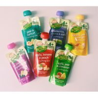 Rafferty's Garden Smooth Baby Food 4m+