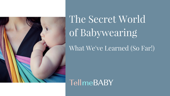 The Secret World of Babywearing