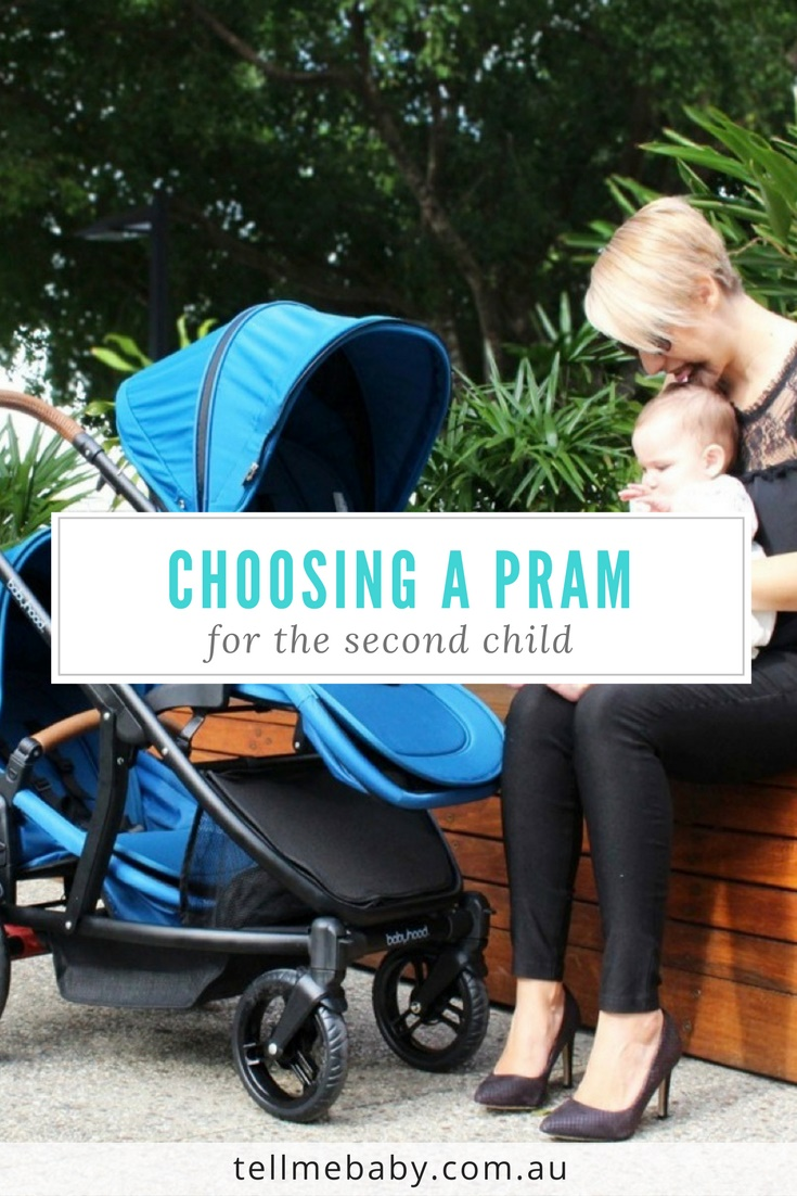 Choosing a Pram for the Second Child