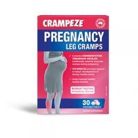 Crampeze Pregnancy Leg Cramps