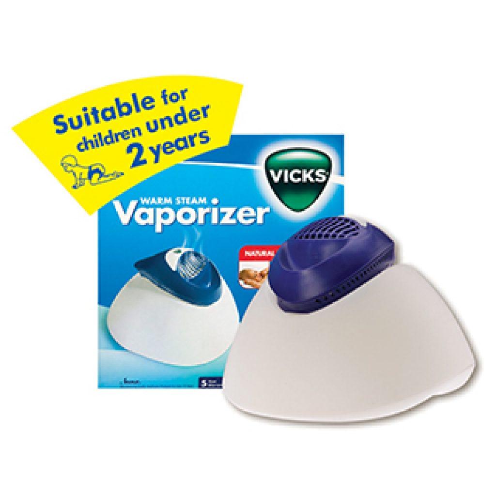Vicks Warm Steam Vaporizer Reviews Tell Me Baby