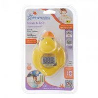 Dreambaby Duck Bath & Room Thermometer
