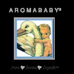 Aromababy Brand Logo - Pure, Gentle, Organic