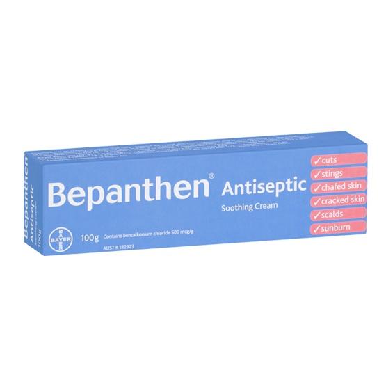 Bepanthen Antiseptic Cream