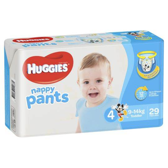 Huggies Ultimate Nappy Pants