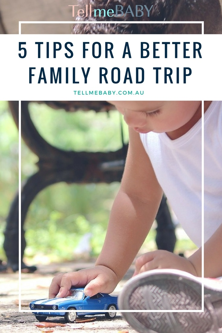 Unique 5 Tips For A Better Family Road Trip  TellmeBABY