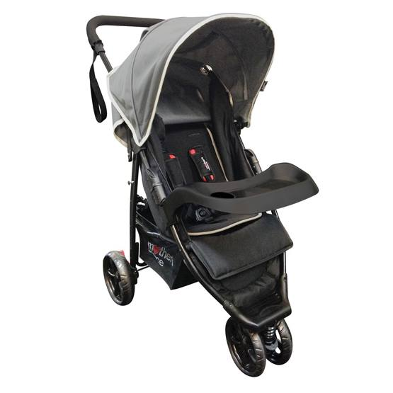 Mothers Choice Wilton 3 Wheel Stroller Reviews - Tell Me Baby