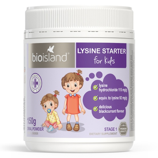Bio Island Lysine Starter for Kids