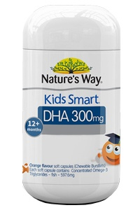 Nature's Way Kids Smart DHA 300mg