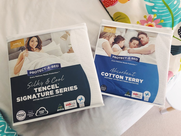Protect-a-Bed Mattress Protectors - Tell Me Baby