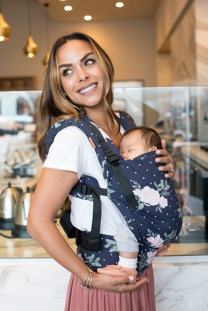 Baby Tula Free to Grow Carrier Blossom Narrow Front - Tell Me Baby