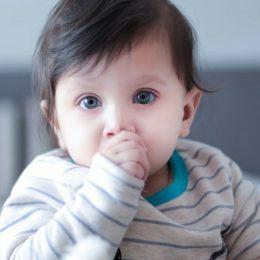 Baby sucking thumb - Tell Me Baby