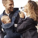 BabyBjorn Baby Carrier One Air Navy Mesh