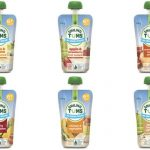 Woolworths Smiling Tums Range of Baby Food