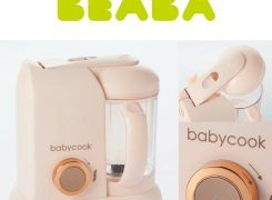 Win a Babycook Solo – Limited Release from Beaba!