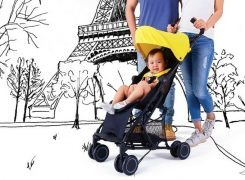 5 Tips on How to Make Flying with a Baby Easier + Britax Giveaway!