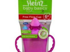 Heinz Baby Basics Free Flow Cup Review – Isabel Bolton