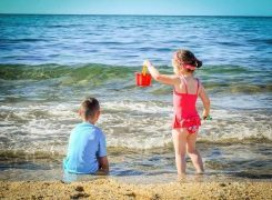 Essentials for Travelling with Kids