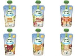 The New Woolworths Smiling Tums Range of Baby Food