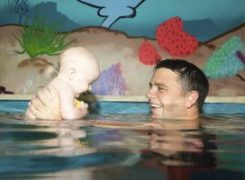 JUMP Swim School tailors lessons for children with special needs