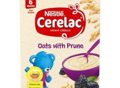 Nestle Cerelac Oats with Prune Review – Isabel Bolton